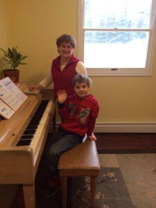Mrs. Ireland- Piano Teacher